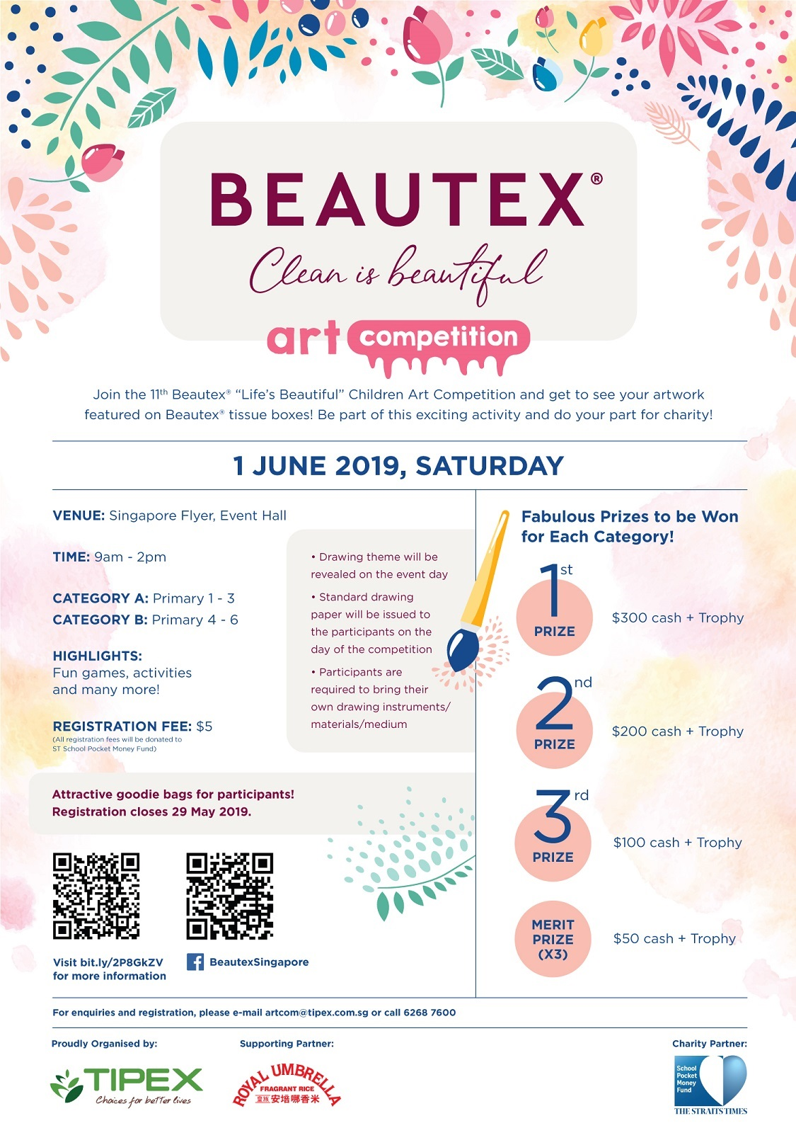 Beautex-ArtCompetition-Poster 2019